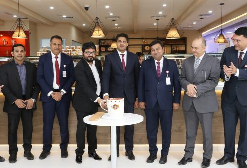 Thumbay Group's Hospitality Division Launches Premium 'Dolci' Brand of Blends & Brews Coffee Shoppe